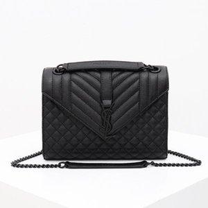 YSL роскошный дизайнер оптом дешевые новый продукт натуральная кожа Леди сумка мода сумка Сумка Сумка пресбиопия клетка