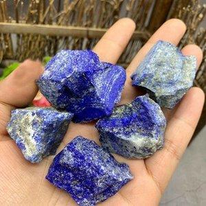 Campione di pietre preziose naturali di quarzo grezzo lapislazzuli naturali da 100g