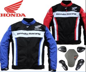Honda внедорожных мотоциклов езда костюм дорожный мотоцикл мотоциклист костюм летний уличный работает гонки против падения куртку