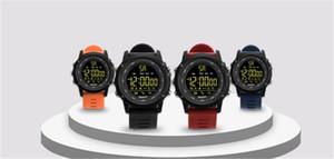 Smartwatch EX17 وقت الانتظار الطويل Smart Watch Bracelet IP67 للماء السباحة اللياقة البدنية تعقب الرياضة ووتش ل ios الروبوت