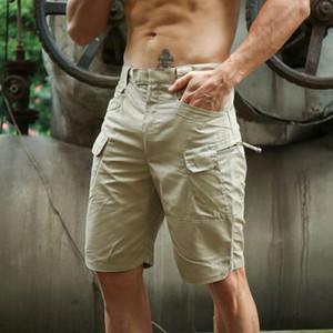2020 Yeni Geliş Yaz Yeni Erkek Şort Ekose Kumaş Açık tulumları Pantolon Şort Casual Plaj Pantolon Erkek Tasarımcı Sportshorts