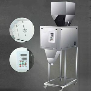 50-5000g Автоматическое взвешивание и упаковка машины для кофейных зерен цветочного чая винтового кошка начинка машины еды