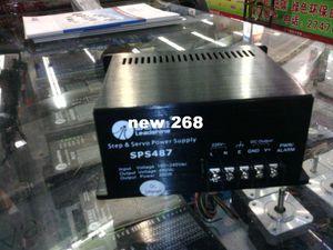 Freeshipping 새로운 350W Leadshine 220VAC 출력의 서보 드라이버 용으로 특별히 설계된 SPS487 전원 48VDC 7A-9A 전류 서보 시스템 전원