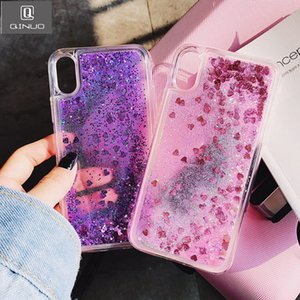 Liquid Quicksand Phone Case For Huawei P8 P9 P10 P20 P Smart Plus Soft Cover For Huawei Mate 8 9 10 20x Lite Pro Y5 Y9 2019