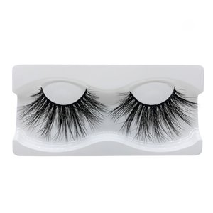 25MM 3D False Eyelashes Long Thick Dramatic 100 percent Real Mink Lashes 15 Styles eyes lash packaging box Extension beauty wholesale lashes