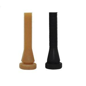 50 Stück 65mm Geflügel Gummi Rod Pigeon Quail Länge Gummi zupfen Finger Entfernung Maschine Klebestift-Pflücker