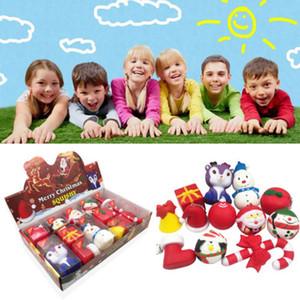 ضعي اسفنجي البطيء ارتفاع لعبة أطفال تخفيف الضغط لينة شجرة عيد الميلاد شنقا هدية