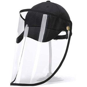 Gorra protectora de radiación Anti-escupir sombrero protector cubierta a prueba de polvo gorra de pico sombrero tamaño ajustable accesorios de ropa nuevo