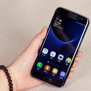 "Reacondicionado Original Samsung Galaxy S7 Edge G935A G935T G935P G935V G935F 5.5 ""Octa Core 4GB / 32GB 12MP 4G LTE Teléfono desbloqueado"