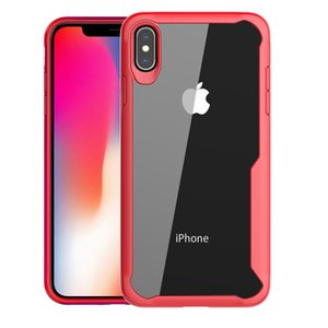 Anti-caduta Cell Phone Case trasparente per Apple iPhone 11 XR XSMAX Cell Phone Accessories 2 colori epacket