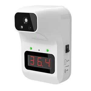 Sem contato Termômetro Infravermelho temperatura testa K3 medidor com display LCD na Escola / escritório / fábrica / hotel / homeuse