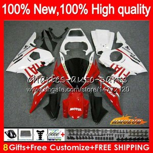 Corpo + 8Gifts Para YAMAHA YZF R6 YZF600 600cc YZFR6 03 04 05 59NO.34 YZF 600 R 03-05 junho YZF600 YZFR6 2003 2004 2005 vermelho quente carenagem Kit