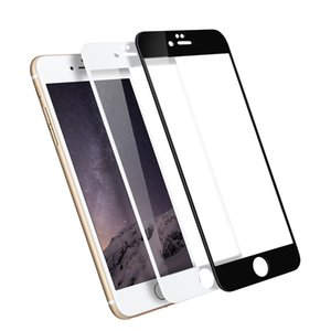 Well 3d Curved Edge For Iphonex Xs 11 Pro Max Xr Full Cover Tempered Glass For Iphone 7 6 6s 8 Plus Premium Screen Thickened Glass