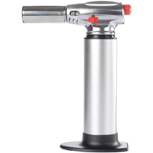 1300C Butane Scorch torch jet flame torch lighter kitchen torch Giant Heavy Duty Butane Refillable Micro Culinary Torches Self-igniting