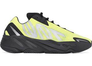 Kanye West 3M STATIC WAVE RUNNER 700 v2 Running Shoes For Womens Mens Azael Alvah Alien Mist Vanta sports Sneakers