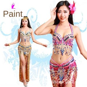 Yongda Jiayi 2020 belly suit. suit. Indian clothing clothing dance dress dance suit 364#