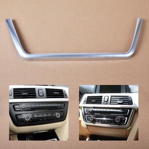 New Chrome Dashboard-Konsole Abdeckung Ordnungs-Dekorationen für BMW 3 Serie 4 F30 F31 F32 F34 F36 318 320 420 316 2013 2014 2015