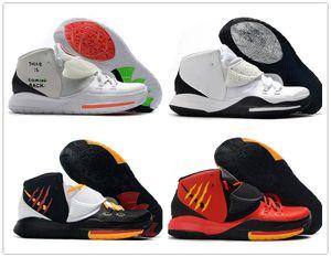 2020 K6 Bruce Lee Red Black Men Chaussures de basket-Oreo 6s Il n'y a pas Coming Back Blanc Mens Designer Sport formateur