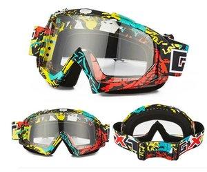 GXT motocicleta poeira off-road óculos anti-torção, anti-queda, óculos à prova de vento, óculos de esqui