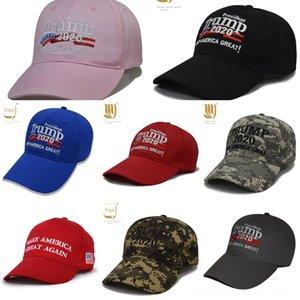 Ffa7z alta calidad Sombrero Trump malla Custom Logo Trucker Caps 6 panel de bajo perfil cazadores gorros Trump sombreros de béisbol