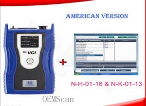 Hyun-dai K ia gds vci original avec la version américaine N-H-01-16 et N-K-01-13 Pas de wifi pour GDS VCI