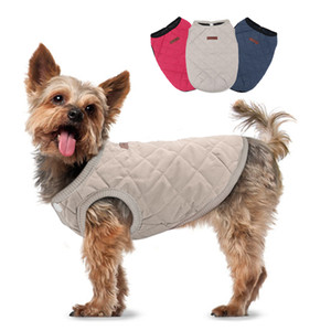 Dog Winter Clothes French Bulldog Coat Warm Puppy Cat Clothes Pet Clothing Dog Vest Outfit for Small Medium Dogs Chihuahu