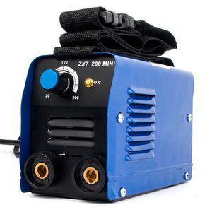 Mini 200MP Welding Inversor Máquina MMA / ARC / STICK Household Soldador IGBT 220V
