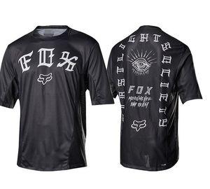 FOX Kurzarm-T-Shirt 2020 neue TLD Trikot DEMO Mountainbike Kleidung MTB Trikot Offroad-Motorradbekleidung