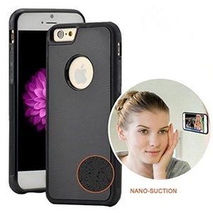 Para Iphone 11 Anti Gravidade TPU PC Nano Antigravity Phone Case para Iphone 6 7 8plus x Xs Max 11 Pro Samsung S10 S10 mais