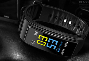 Y3 بلس سوار ذكي Passometer ضربات القلب مراقب Bluetooth ساعة رجل إمرأة ساعة رياضية مع سماعة بلوتوث ساعة ذكية معصمه