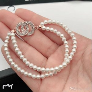 Fashion Personality Ms. Bracelet High Quality Rhinestone Pearl Bracelet Jewelry Accessories Bracelet Valentine Gift Quick Delivery