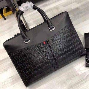 sac à main de luxe designer sac à main en cuir véritable homme ordinateur sac à main business man sac de luxe en cuir véritable