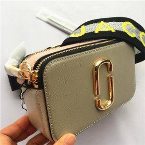 MJ Ins Wide Color luxo bolsa High-end Designer Marca Bolsa das mulheres pequeno Shoulder Bag Zipper Mini Praça Bag Móvel Mulheres Messenger Bags