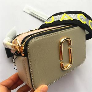 MJ 인 컬러 와이드 명품 핸드백 하이 엔드 디자이너 브랜드 핸드백 여성 작은 어깨 가방 지퍼 미니 스퀘어 백 이동할 수있는 여성 메신저 가방