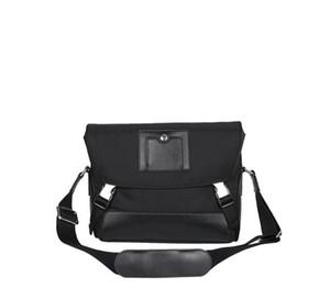 Homens Messenger Bags Sacos Bandoleira Pu couro dos homens ombro de qualidade para homens bolsas de negócios Pastas 9907