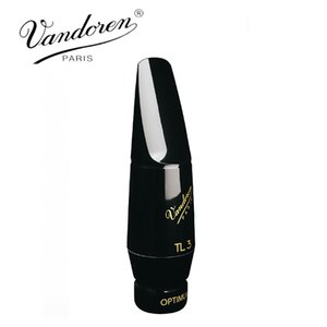 New Vandoren TL3 Bakelite Mouthpiece for Bb Tenor Saxophone Quality Sax Musical Instrument Accessories For Classical Music Free Shipping