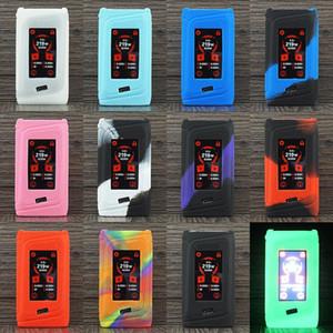 MORPH 219 Case Close Collicon Case Cover Cover Резиновая рукава Силиконовые защитные чехлы для MORPH 219W BOX MOD DHL бесплатно