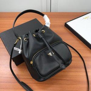 Luxury Top Quality Chain Plaid Women Backpack Genuine Leather Grid Flap Bag Designer Lady Backpacks Shoulder Handbag Back Method Purse 20cm