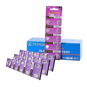 10PCS بالجملة زر خلية AG6 LR920 SG6 LR69 SR69 SR920 SR921 LR921 171 370 371 CX69 1.5V البطارية القلوية ووتش البطارية