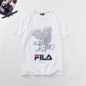 New Mens Designer T-shirts Fashion Brand Top Quality Outdoor Activities Womens Letters Print Fashion Summer Shirts Luxury Tees FA01 2031115V