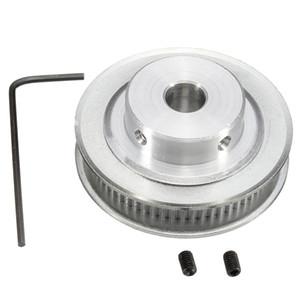 Poleas de la correa dentada GT2 60 Dientes 60T 8mm Orificio para RepRap Prusa Mendel Impresora 3D