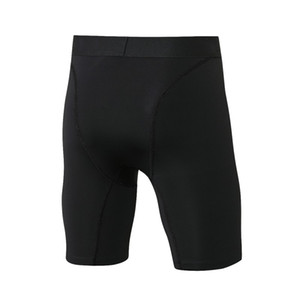 Quick Dry Trainning Exercise Short Pants Breathable Sports Training Running Shorts Flecible Gym Yoga Pants for Male Base Layer
