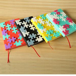 Artigos de papelaria bonitos planejador Produtos de papelaria por Escolas notebook Diário livro bonito Fun silicone Blocos NotPocket Diário cadernos