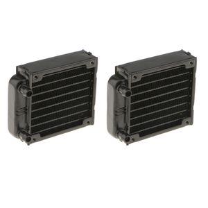 2Pcs PCI-E Graphics Adapter Card PCI Express 8X to 16X Riser Card Converter