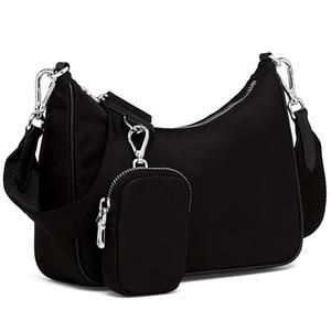 Deisigner sac à bandoulière pour les femmes sac poitrine dame chaînes fourre-tout sacs à main designer sac messenger bourse presbytes 2pcs / set