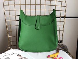28 centimetri Fashion Designer donne scava fuori borsa molle eccellente del cuoio genuino del Cowskin Tracolle signora borsa di alta qualità