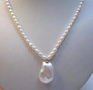 Envío gratis noble jewelr 8-9mm negro collar de perlas de agua dulce 18 pulgadas DIY mujeres joyería de la venta caliente