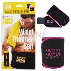 Hot Sale Sweet Sweat Premium Waist Trimmer Belt Men Women Belt Slimmer Exercise Ab Waist Wrap with color retail box