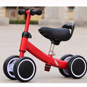 4 Wheel Baby Bike Walker Kids Ride on Toy Gift for 1-2-3 Years old Children for Learning Walk Scooter Kick Scooter