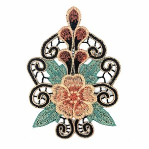 China jixiang ruyi embroidery patch 1 pcs high quality design for DIY clothes, t-shirts, pants
